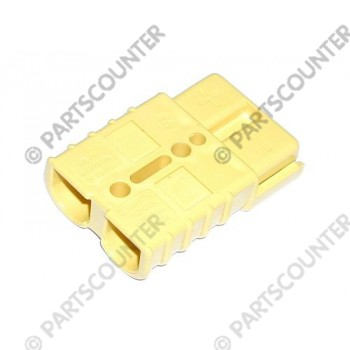 Akku Stecker  SB175  175 Amp 12 V  gelb