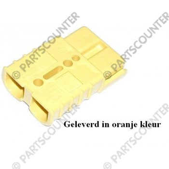 Akku Stecker  SB175  175 Amp 18 V orange