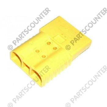 Akku Stecker  SBE 320  320 Amp 12 V  gelb
