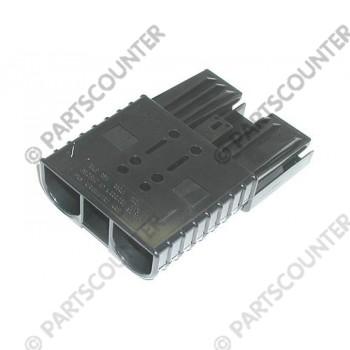 Akku Stecker  SBE 320  320 Amp 80 V schwarz