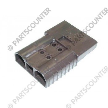 Akku Stecker  SBE 320  320 Amp 96 V  braun