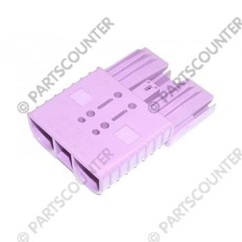 Akku Stecker  SBE 320  320 Amp120 V violet