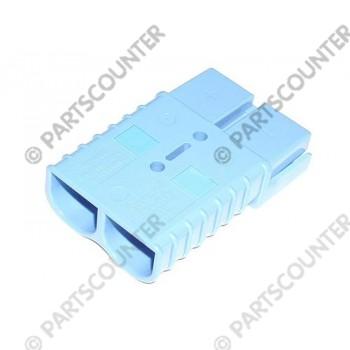 Akku Stecker  SB350  350 Amp 48 V blau