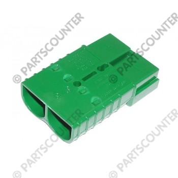 Akku Stecker  SB350  350 Amp 72 V grün