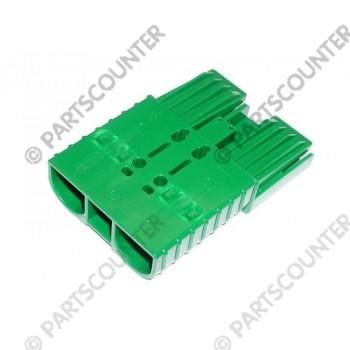Akku Stecker  SBX 350  350 Amp 72 V grün