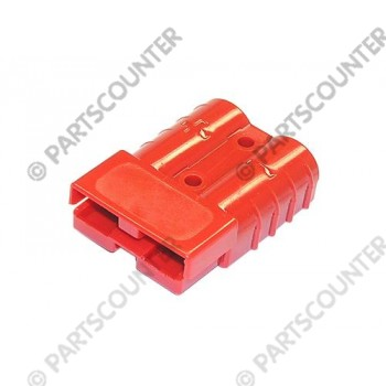 Akku Stecker  SB50 50 Amp 24 V  rot  4/6