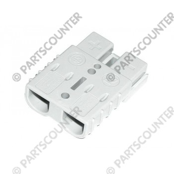 Akku Stecker  SB50 50 Amp 36 V grau  16