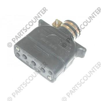 Akku Stecker Dose 5-polig 30 A 250V
