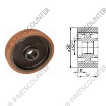 Lastenrad VU Durchmesser 250 mm