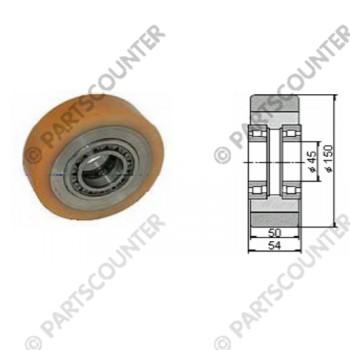 Lastenrad VU Durchmesser 150 mm