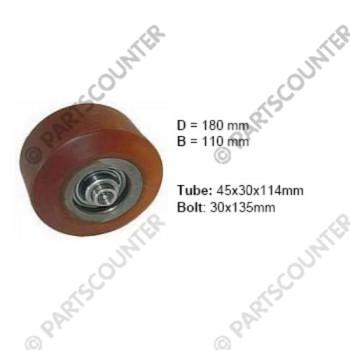 Lastenrad VU Durchmesser 180 mm