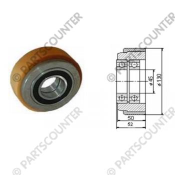 Lastenrad VU Durchmesser 130 mm