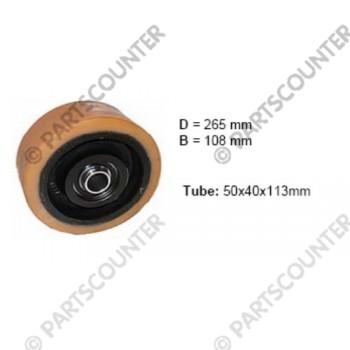 Lastenrad VU Durchmesser 265 mm