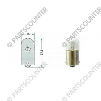 Kugellampe 24V-10W
