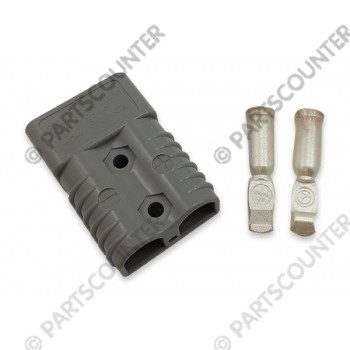 Akku Stecker  SB175  175 Amp 36 V grau