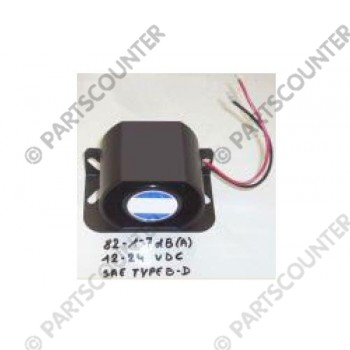 Alarm-back-up 12-24V 82-107dB