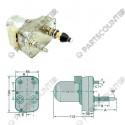 Wischermotor 135gr 53-34mm